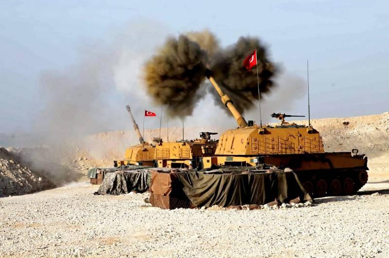 Турки в «сирийском котле»: Анкара оказалась в непростом положении