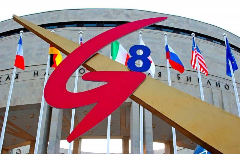 «Капкан на русского медведя»: три причины для России не возвращаться в G8