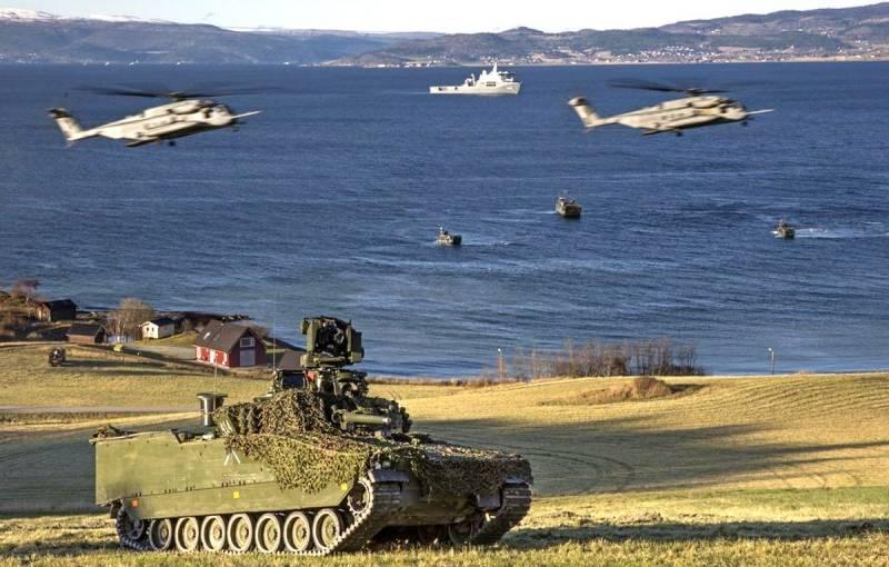 «Внутреннее море НАТО»: кто и зачем гонит «балтийскую волну» на Россию?