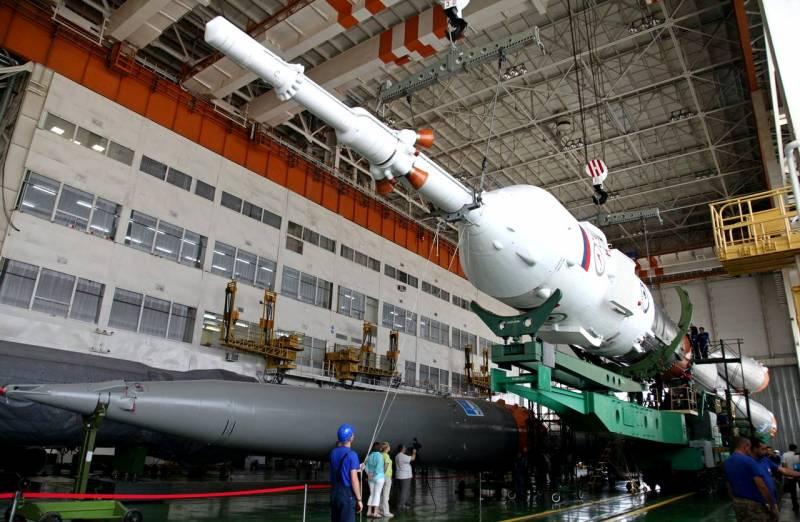 Анонсировано создание ракеты-носителя «Союз-6» с двигателями РД-180