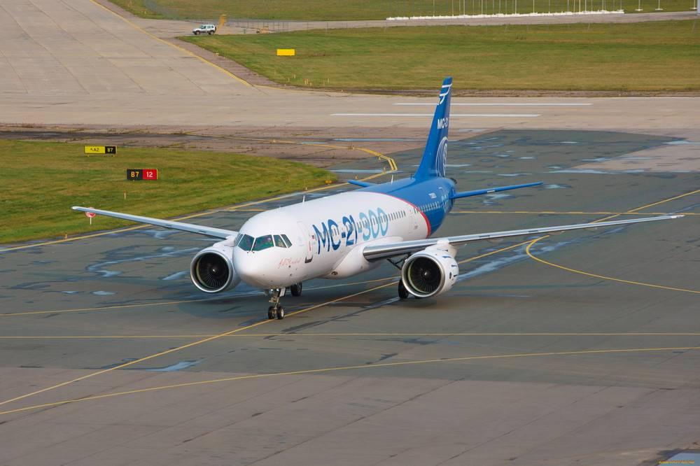Российский «самолет будущего» МС-21 сломался во время полета
