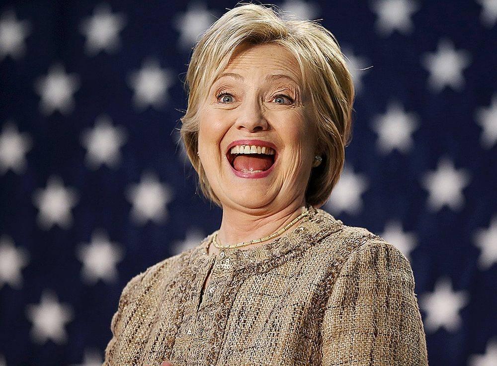 Клинтон сошла сума— Трамп