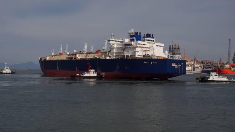 Американские санкции лишат «Ямал СПГ» трети танкеров