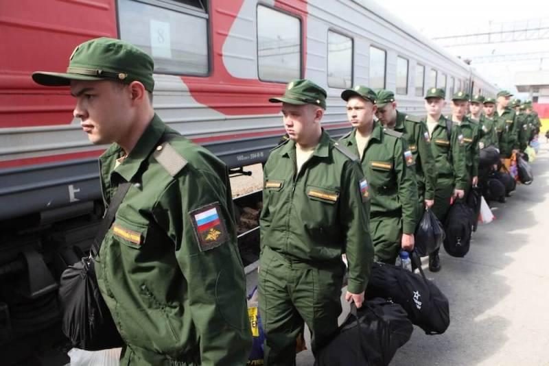 Путин поменял правила призыва в российскую армию