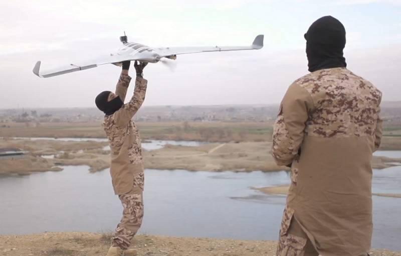 Глава ФСБ видит реальную опасность, которую несут используемые террористами дроны