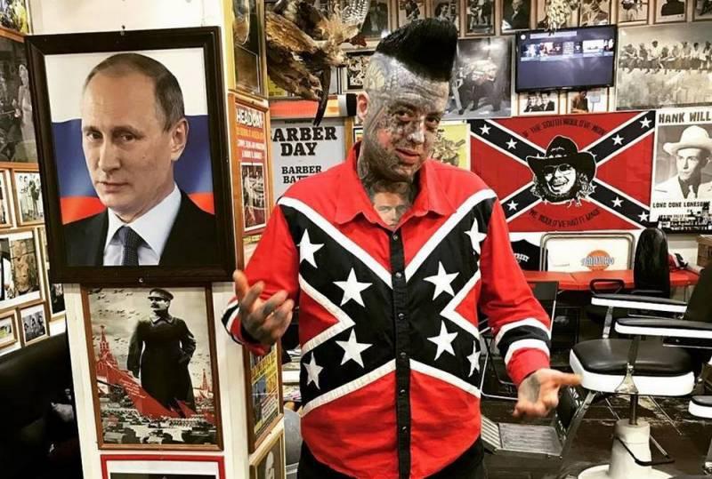 Американец уверен, что будущее за Россией