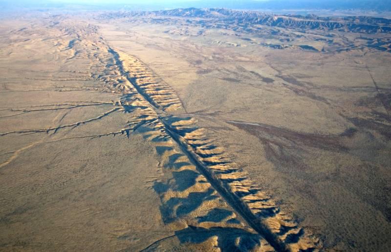 Гарлок пробуждается: Калифорния может быть неожиданно стерта с лица Земли