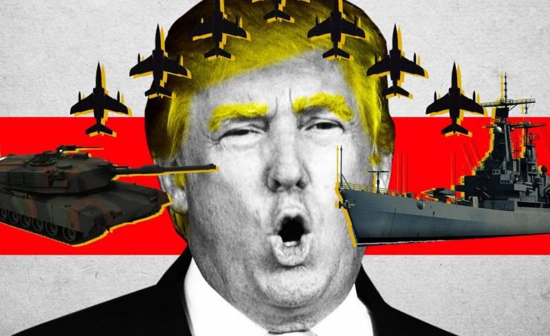 Армия США поддержит Трампа в гражданской войне?