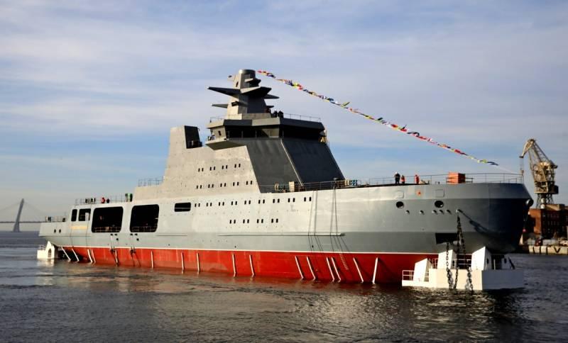 Какие преимущества даст России боевой ледокол