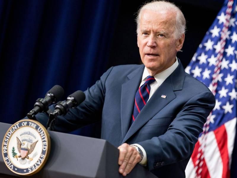 Байден сравнил американские войска в Сирии с террористами ИГИЛ