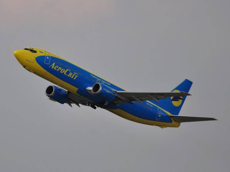 Авиаотрасль Украины ждет «печальный сценарий»