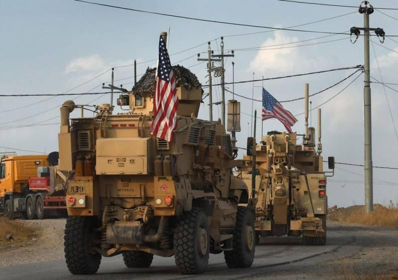 США раскрыли судьбу сирийской нефти