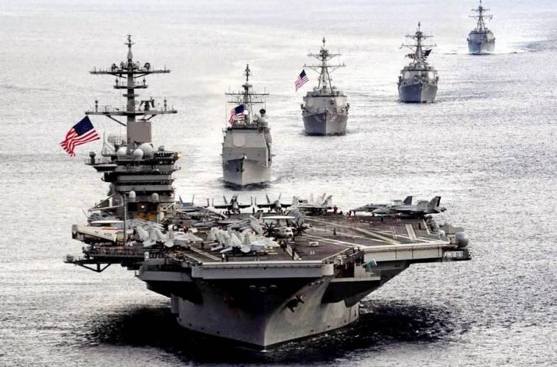 Американский флот оказался зависим от российских поставщиков