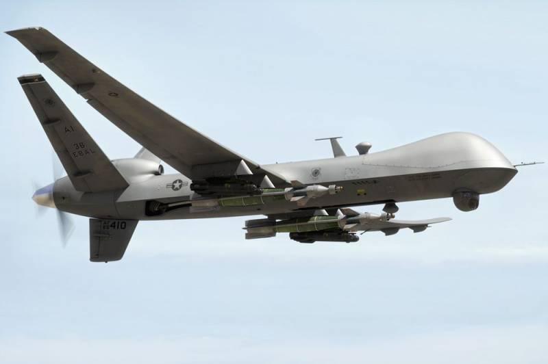 Уничтожение беспилотника США в Ливии: Госдеп заявил о вмешательстве РФ