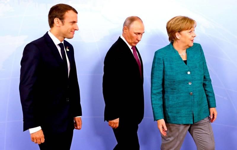 «Нормандский саммит»: с Россией никто