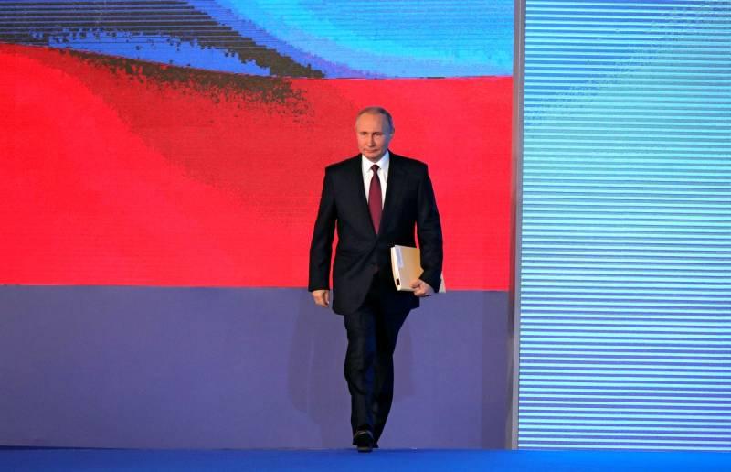После послания Путина Украина напряглась неспроста