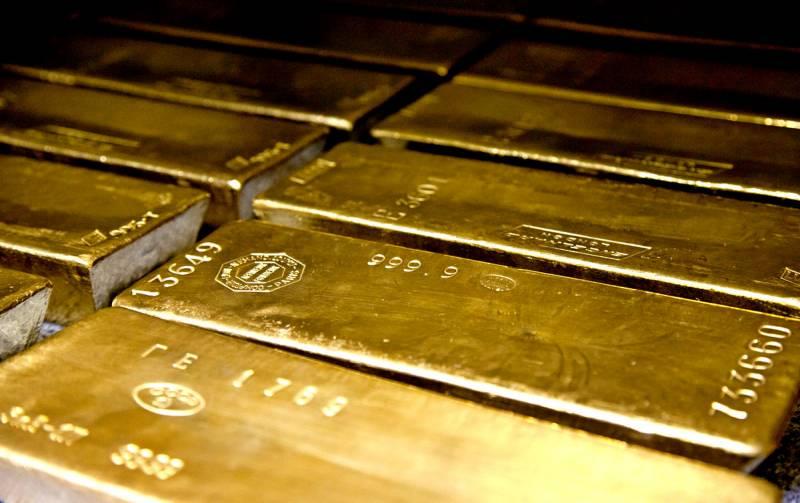 Рост запасов золота в России все больше походит на подготовку к войне