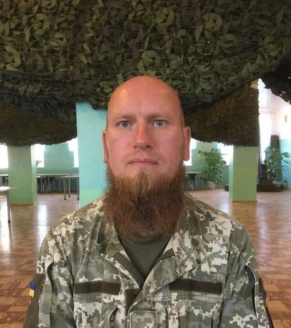 German mercenary criticized APU