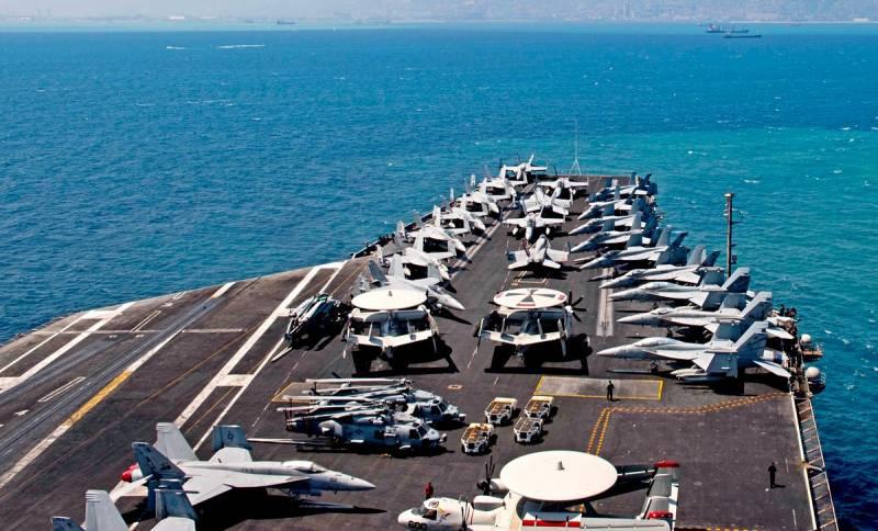 Возрожденный Второй флот США направлен против русской Арктики
