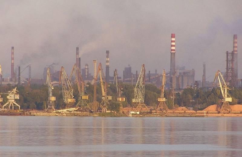 На Украине заявили о гибели своей промышленности