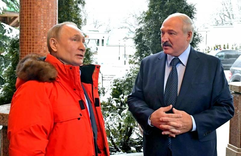 «Закат» Союзного государства станет приговором президенту Лукашенко