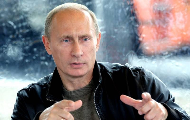На Западе оценили «конституционную махинацию» Путина