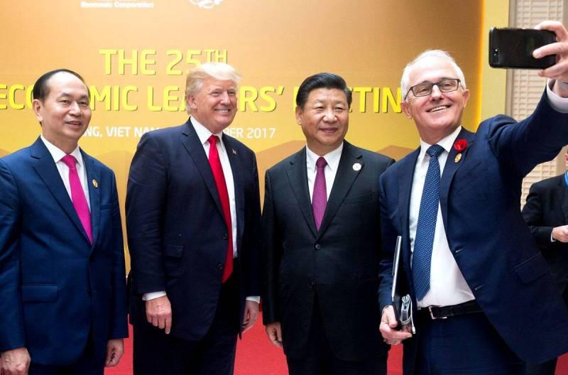 Китай начал присоединяться к антироссийским санкциям США