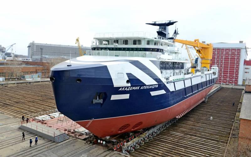 Специальное исследовательское судно ВМФ РФ несет большие проблемы США и НАТО
