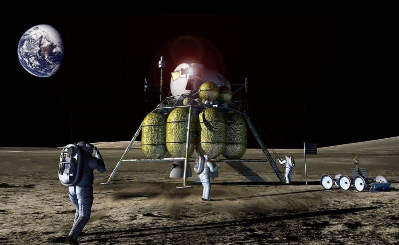 США готовят международный договор о добыче ресурсов на Луне, но без России