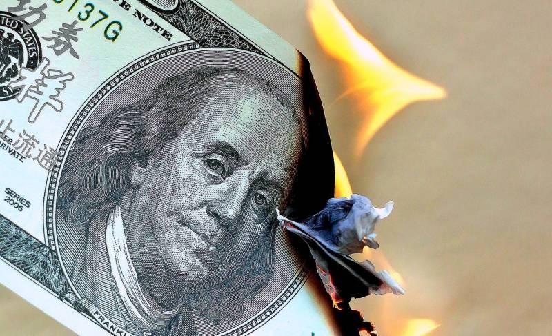 Все внимание на золото: США столкнулись с рекордной распродажей госдолга