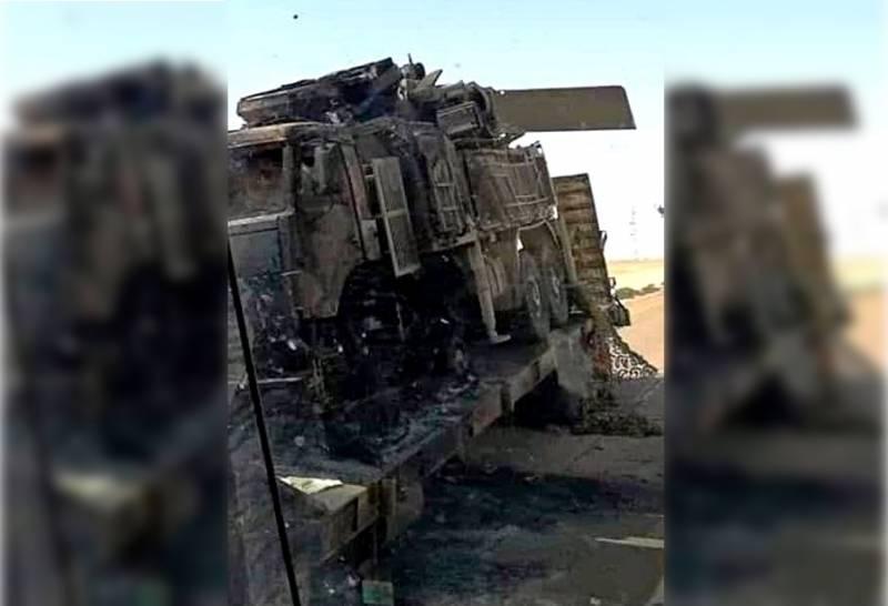 Defense Express: Последние уничтоженные «Панцири» в Ливии были не из ОАЭ