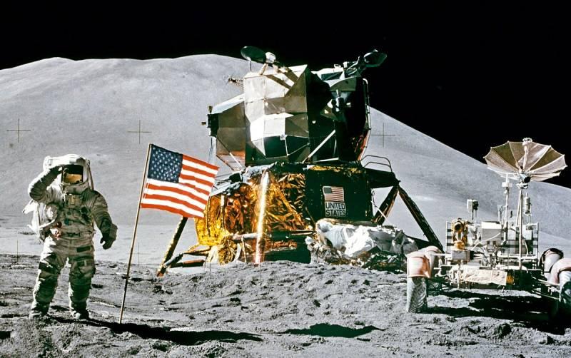 Освоение Луны: России уготовили «роль прислуги» у США