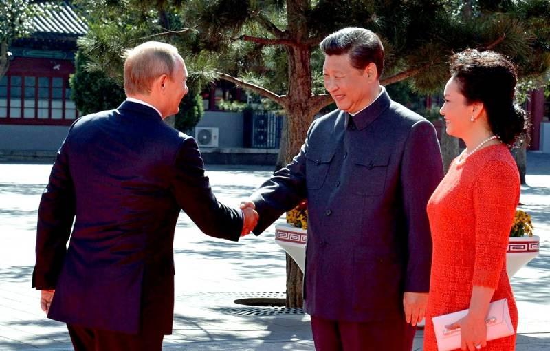 Почему Китай вдруг заговорил о союзе с