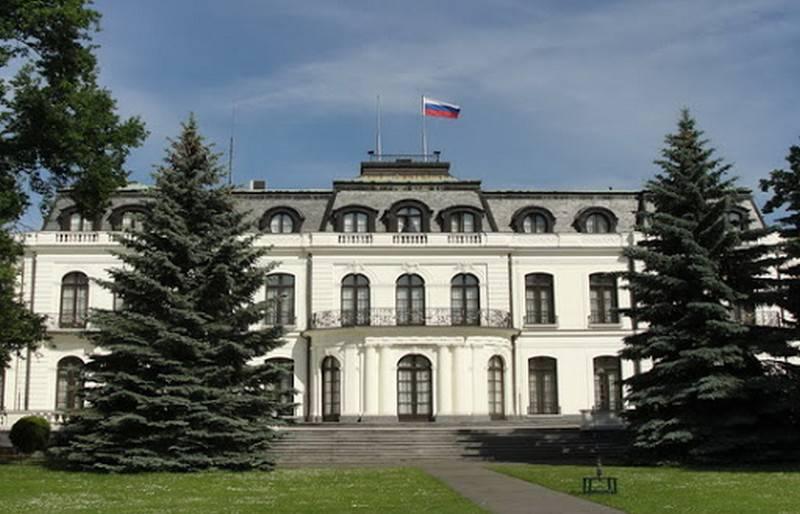 チェコ共和国はロシアの外交官を送ります