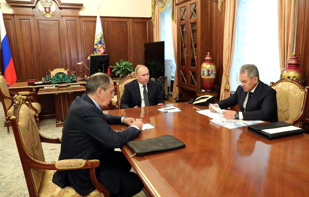Лавров и Шойгу 14 июня посетят Турцию для переговоров по региональной проблематике