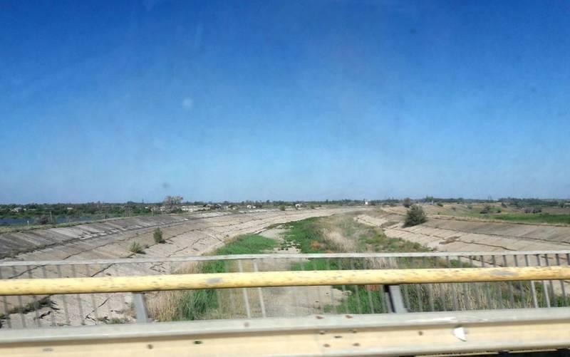 Северо-Крымский канал выполнил историческую миссию: воды больше не будет
