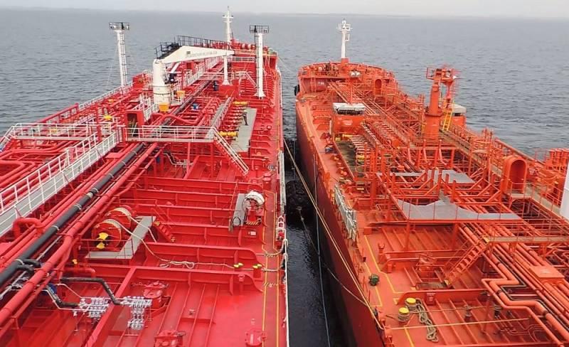 Голландцы переносят производство танкеров-химовозов из Европы в Россию