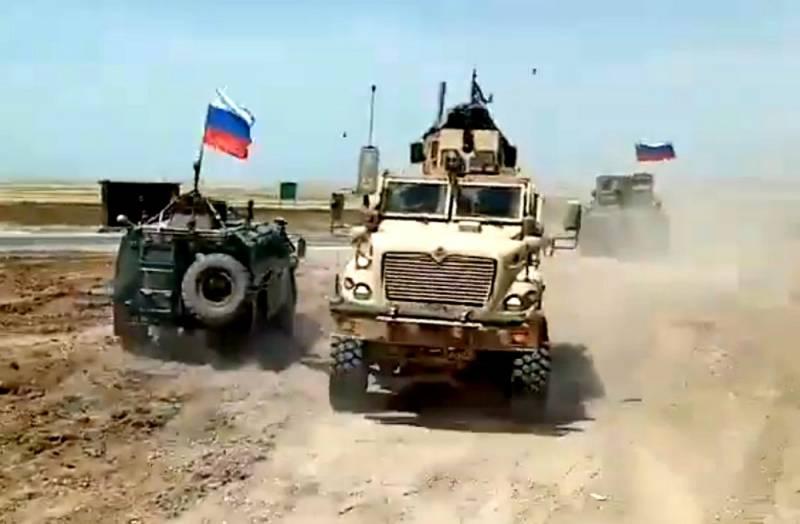 Неуловимые мстители: российские военные показали мастер-класс по уходу от американцев