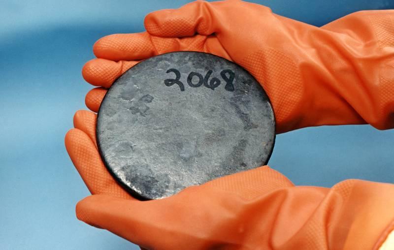 Как Россия подарила США плутоний и уран на 8 трлн долларов и не пожалела