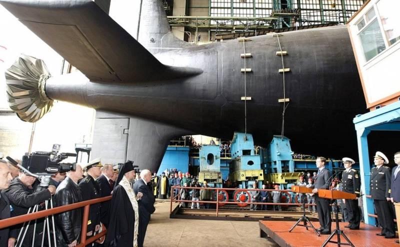 Подводные нефтетанкеры дадут России неоспоримые преимущества