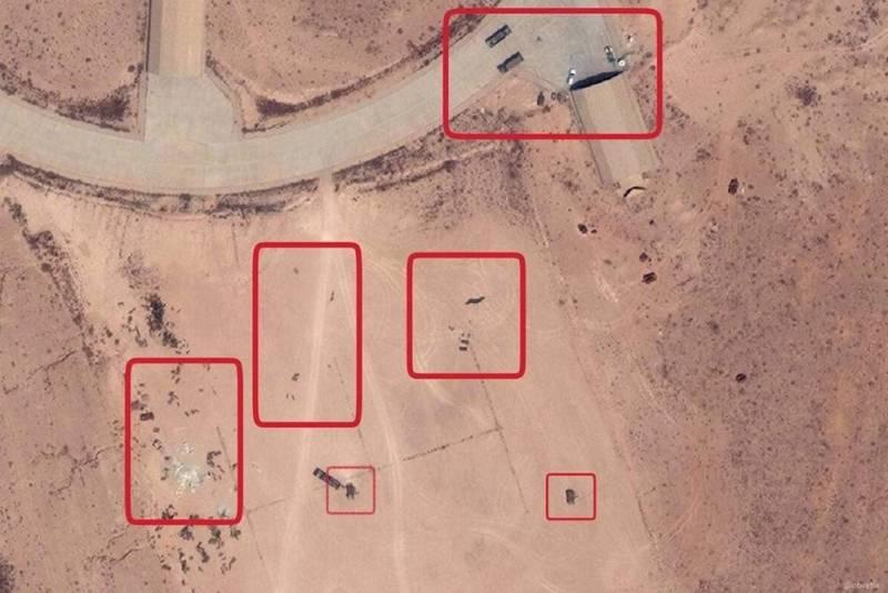 Турецкие системы ПВО уничтожены в Ливии в ходе авиаудара