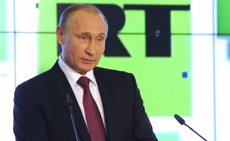 Россия рискует проиграть информационную войну Западу