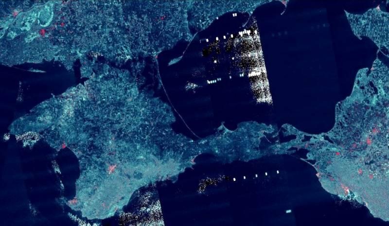 Мощная радиоэлектронная активность на границе РФ и Украины: источник неизвестен