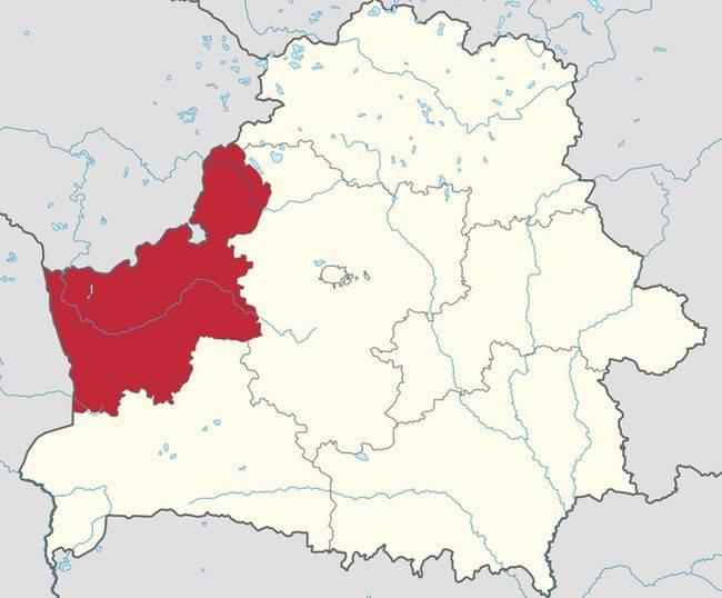 Belarus may have its own separatist region