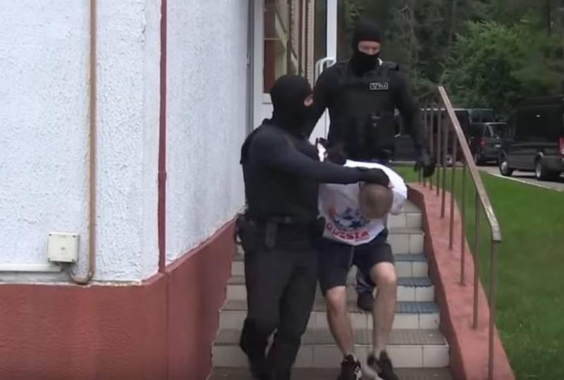 Конечным пунктом бойцов ЧВК, схваченных в Минске,
