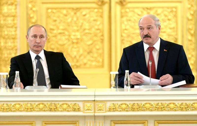 Россия решила бойкотировать выборы президента Беларуси