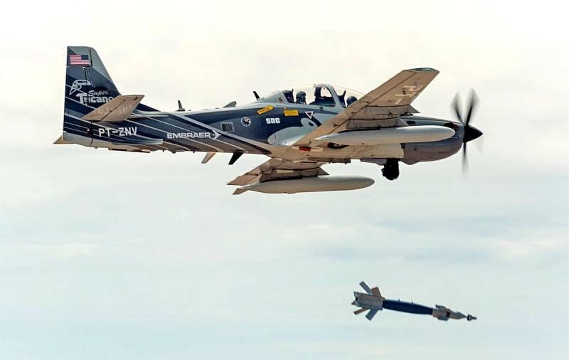 Будущее ВВС Украины: одномоторные Super Tucano вместо тяжелых Су-27