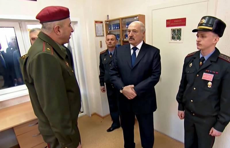 Что Лукашенко будет вынужден дать Путину в обмен на помощь