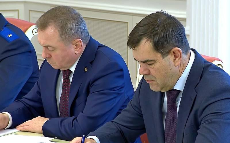 В команде Лукашенко обозначились два предателя