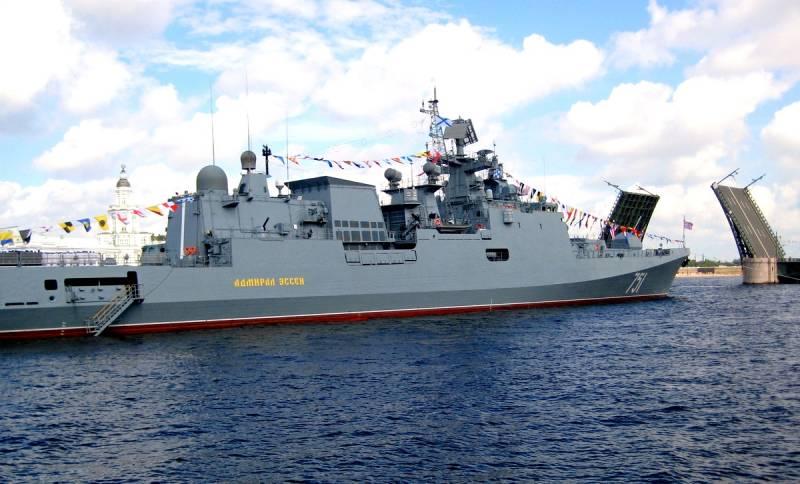 В США сравнили свой флот с российским и усмехнулись